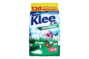 Порошок стиральный Universal Herr Klee 10кг