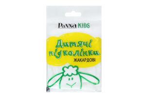 Подколенки детские жакардовые Panna kids 14-21
