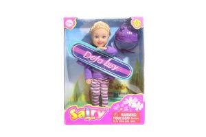 Кукла Defa Sairy на борде