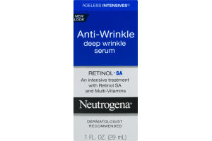 Neutrogena Anti-Wrinkle Deep Wrinkle Serum