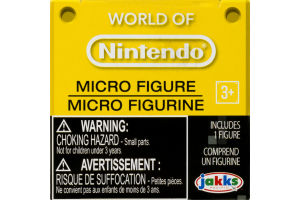 WORLD OF Nintendo Micro Figure Blind Box