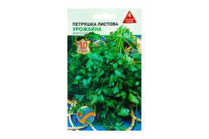 Семена Петрушка лист.Урожайная Агрок.10г