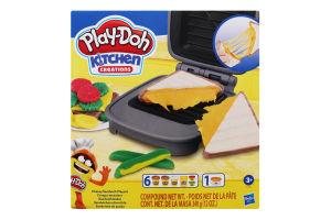 Набор для творчества для детей от 3лет с пластилином №32 Kitchen Play-Doh Hasbro 1шт