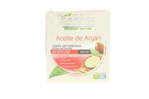 Крем для лица ночной питательный Аргановое масло Bielenda 50мл