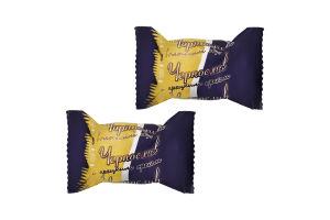 Цукерки Чорнослив з волоським горіхом глазурований Злата кг