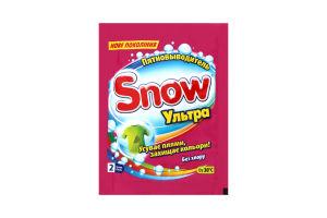 Засіб для видалення плям для тканин Ультра Snow 60г