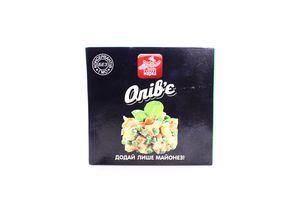 Овочі варені для салату Олів'є 500г