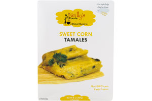 Neilly's Tamales Sweet Corn