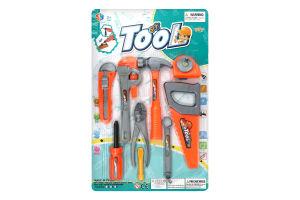 Набор игрушечный Инструменты D1