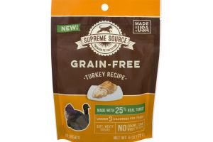 Supreme Source Dog Treats Grain-Free Turkey Recipe