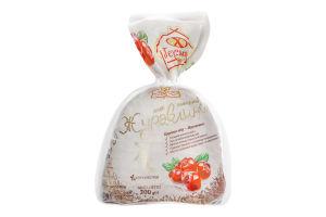 Хліб нарізний Заварний з журавлиною Теремно м/у 0.3кг