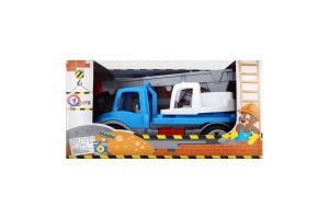Іграшка для дітей від 3років №3893 Автокран Технок 1шт
