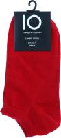 Шкарпетки жіночі IO №460 36-40 червоний