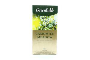 Чай Greenfield Camomile Meadow 25*1,5г 37.5г