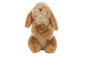 Игрушка мягкая Anna Club Plush Кролик кремовый18см