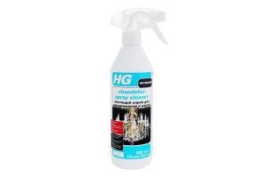 Спрей чистящий для светильников и люстр HG 500мл