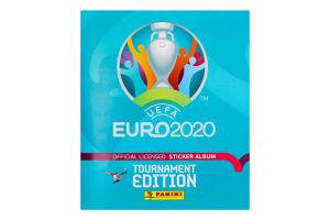 Альбом UEFA Euro 2020 Panini 1шт