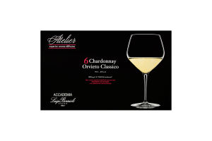 Н-р бокалов д/вина Luigi Bormioli Atelier 700мл6шт