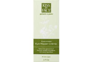 Kiss My Face Potent & Pure Eyewitness Eye Repair Creme