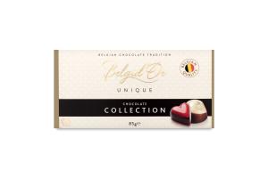 Цукерки шоколадні Унікальна колекція Belgid'Or к/у 85г