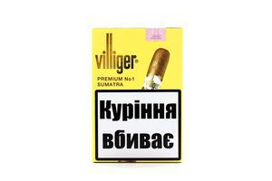 Сигара Villiger Sumatra Premium №1