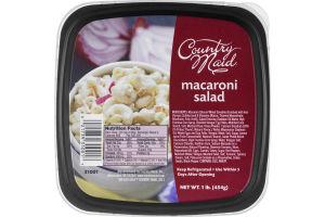 Country Maid Macaroni Salad