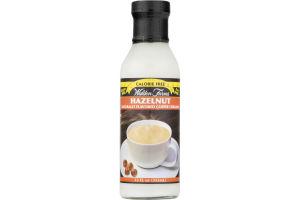 Walden Farms Coffee Creamer Hazelnut