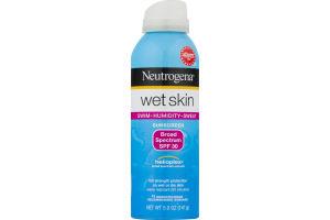 Neutrogena Wet Skin Sunscreen Spray SPF 30