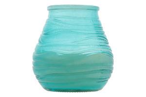 Свеча Bolsius Патио лайт цвет воды в стек 94/91мм