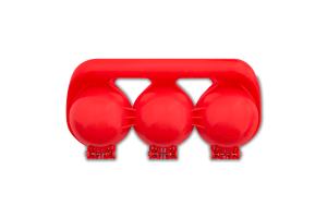 Сніжколіп для дітей від 3років потрійний 18.5*9.6*6.5см №WSP170006 For Fun 1шт