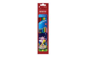 Набор карандашей цветных 6шт D*1