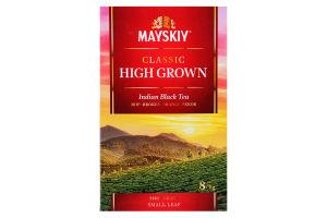 Чай черный Майский классический высокогорный