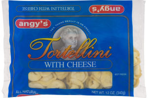 Angy's Tortellini With Cheese