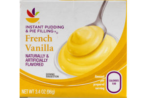 Ahold Instant Pudding & Pie Filling French Vanilla
