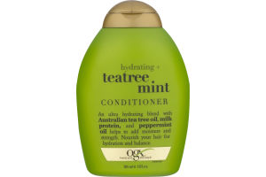 OGX Hydrating + Teatree Mint Conditioner