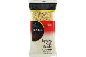 KA-ME Japanese Curly Noodle