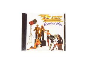 Диск CD ZZ Top Greatest Hits