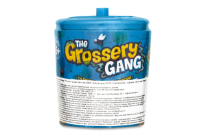 Іграшка Moose Grossery Gang Сміттєвий бак 2фігурки 69031