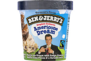 Ben Jerry S Ice Cream Americone Dream 16 Oz Ben Jerry S 76840102075 Customers Reviews Listex Online That totally alleviates the act of spooning into nearly 300 calories. listex