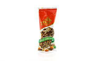 Мороженое Ажур Шоколад-лесной орех в глазури с фунд и ваф крош эскимо 80г