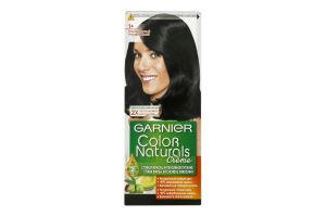 Краска для волос Color Naturals Ультрачерный №1+ Garnier