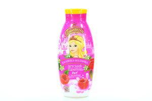 Шампунь для волос детский 2в1 Калинка-малинка Принцесса 400мл