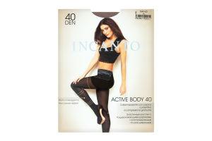 Колготки жіночі Incanto Active Body 40den 4-L daіno