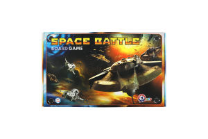 Гра настільна для дітей від 5 років №1158 Космічні війни Технок 1шт