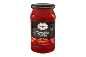 Паста томатная 25% Руна с/б 490г