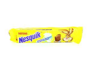 Вафли в молочном шоколаде Nesquik 26г
