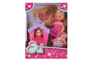 Лялька для дітей від 3-х років Dog house Evi love Simba 1шт
