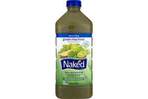 Naked 100% Juice Smoothie Boosted Green Machine