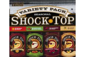 Shock Top Seasonal Variety Pack - 12 PK