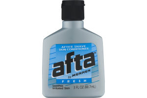 Afta by Mennen Fresh After Shave Skin Conditioner